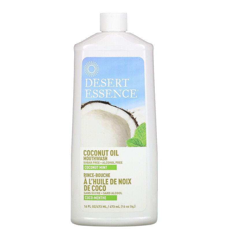 Desert Essence Mouthwash