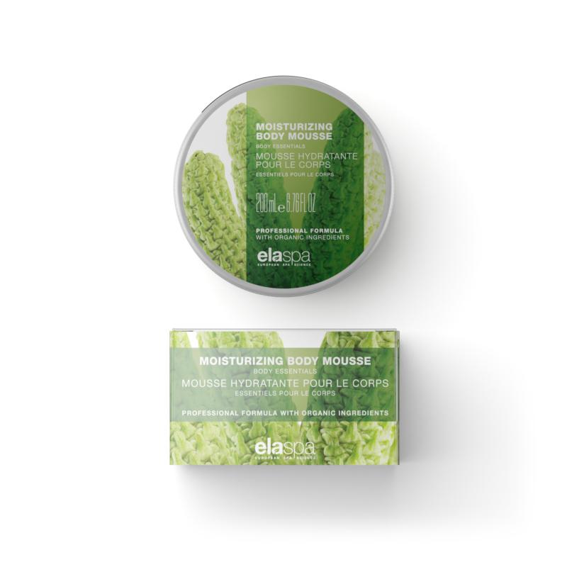 ElaSpa moisturizing body mousse