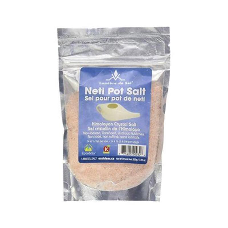 Lumiere Neti Pot Himalayan salt